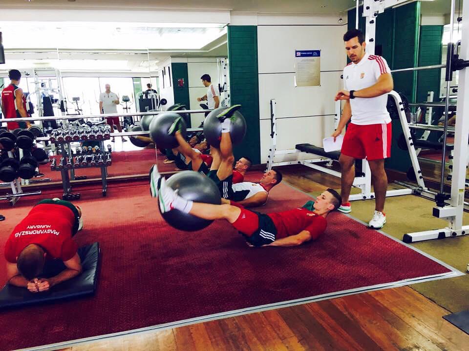 Erőnléti edzés